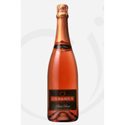 Espumante Courmayer Brut Rosé