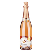 Lidio Carraro espumante faces Brut Rose Olimpiadas Rio 2016